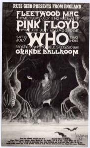 Who - Detroit - 7-11-68