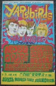 Yardbirds - CA - 7-22-67