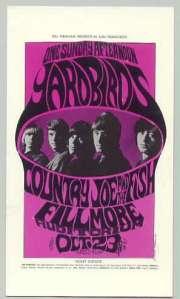 Yardbirds - FLM - 10-23-66