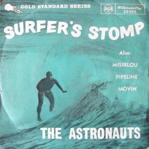 ASTRONAUTS - AUSTRALIA - 64-20303 A