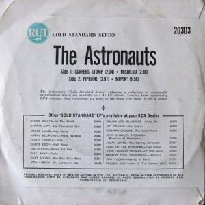 ASTRONAUTS - AUSTRALIA - 64-20303 B