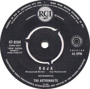 ASTRONAUTS - AUSTRALIA - 64-8194 A