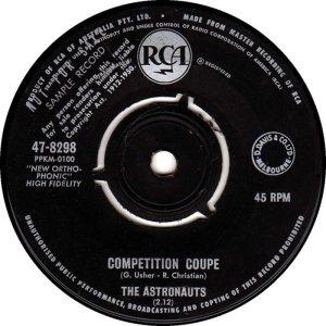 ASTRONAUTS - AUSTRALIA - 64-8298 B