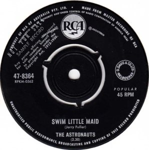 ASTRONAUTS - AUSTRALIA - 64-8364 B