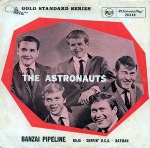 ASTRONAUTS - AUSTRALIA - 65-20340 A
