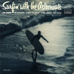 Astronauts LP RCA 2780 - Surfin With - 1963