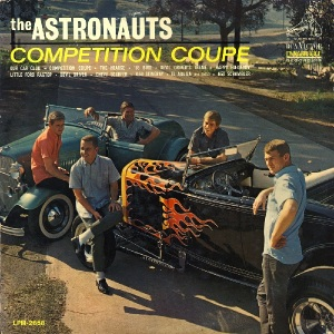 Astronauts LP RCA 2858 - Competition Coupe - 1964
