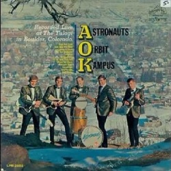 Astronauts LP RCA 2903 - Orbit - 1964