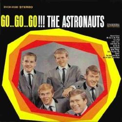 Astronauts LP RCA 3307 - Go Go - 1965