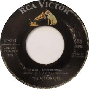 Astronauts - RCA 8194 - A - 6-63