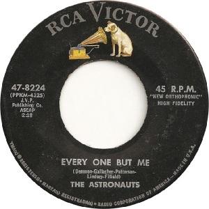 Astronauts - RCA 8224 - B - 8-63