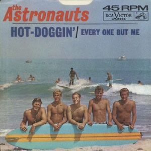 Astronauts - RCA 8224 - PS - 8-63
