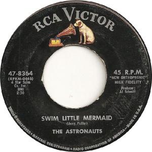 Astronauts - RCA 8364- B - 5-64