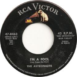 Astronauts - RCA 8463 - A - 11-64
