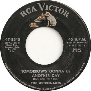 Astronauts - RCA 8545 - A - 4-65
