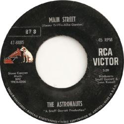 Astronauts - RCA 8885 - A - 7-66