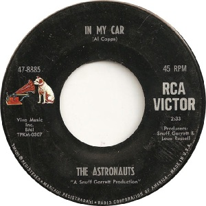 Astronauts - RCA 8885 - B - 7-66