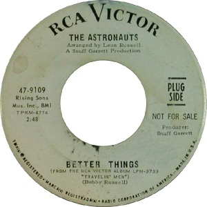 Astronauts - RCA 9109 - A - 2-67 bw I know you rider