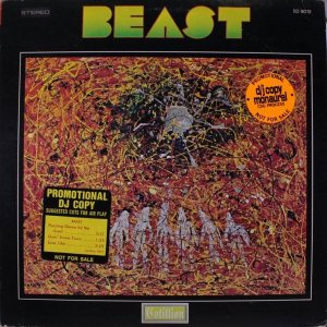 Beast - Cotillion LP - 1969