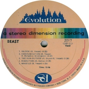 BEAST - EVOLUTION 2017 RB