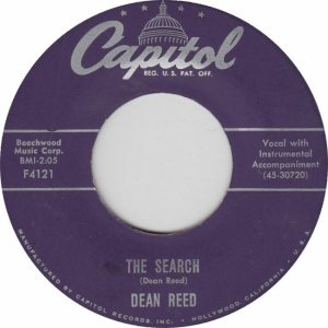 CAPITOL 4121 - REED DEAN