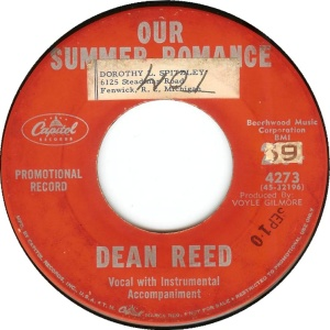 CAPITOL 4273 - REED DEAN (1)