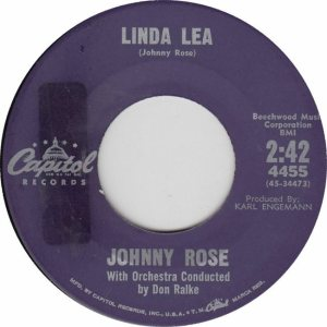 CAPITOL 4455 - ROSE JOHNNY (1)