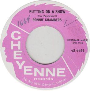 CHAMBERS RONNIE - CHEYENNE 4488_0001