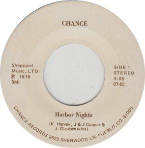 CHANCE - CHANCE 8703
