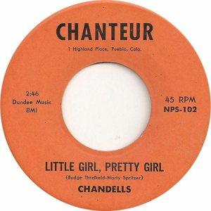 Chandells - Chanteur 102 - B