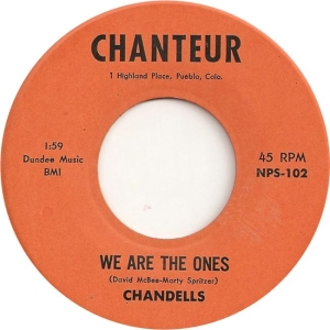 Chanteur 102 - Chandells - We Are the Ones