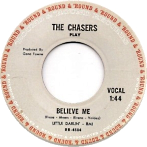 Chasers - Round 4504 - Believe Me - 67