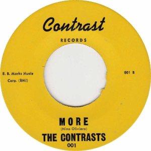 Contrasts - Contrast 1 - 65 - B