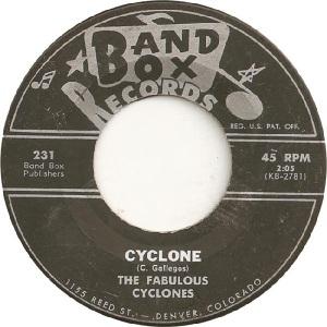 Cyclones - Band Box 221 - 60 A