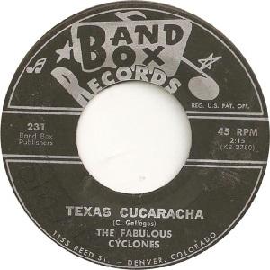 Cyclones - Band Box 221 - 60 B
