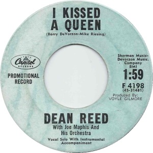 dean-reed-i-kissed-a-queen-1959