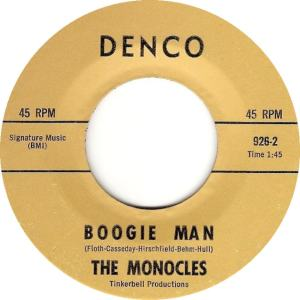 Denco 926 - Monocles - Boogie Man