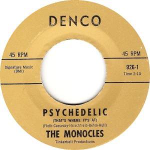 Denco 926 - Monocles - Psychedelic