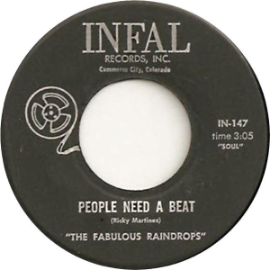 Fabulous Raindrops - Infal 147 - 66 - B
