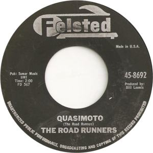 Felsted 8692 - Road Runners - Quasimoto