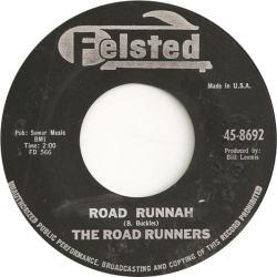 Felsted 8692 - Road Runners - Road Runnah