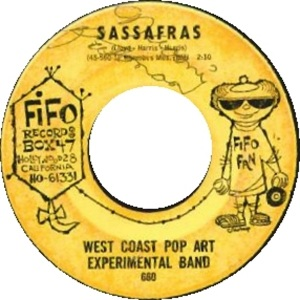 FIFO 660 - WEST COAST POP - 1966 A