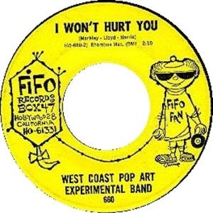 FIFO 660 - WEST COAST POP - 1966 B