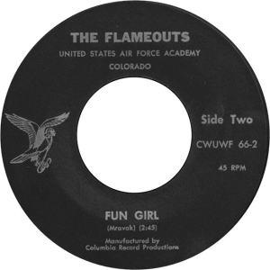 Flameouts - USAF 66 - 66 - A