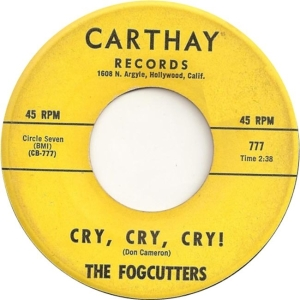 Fogcutters - Carthay 777 - A 65