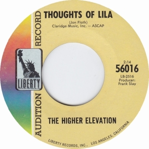 Higher Elevation - Liberty 56016 B
