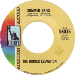 Higher Elevation - Liberty 56035 B