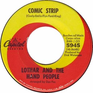 Lothar - Capitol 5945 - 67 A