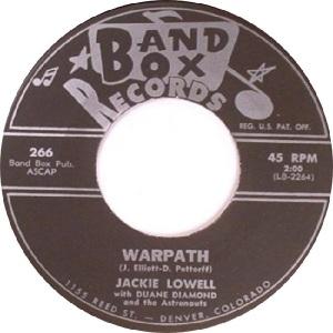 Lowell - Band Box 266 - 60s B