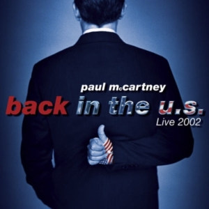 McCartney - Back in the US Live CD